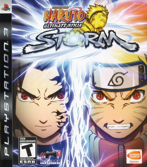 Naruto Shippuden: Ultimate Ninja Storm (PS3)