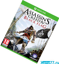 Assassin's Creed 4 (IV): Black Flag (Xbox One)
