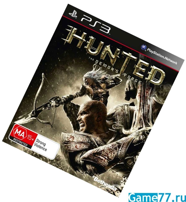 Hunted The Demon's Forge (PS3)