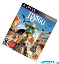 Rango: The Video Game (PS3)