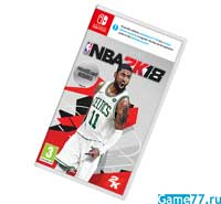 NBA2K18 (Nintendo Switch)