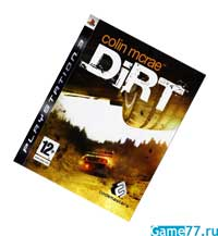 Colin McRae DiRT (PS3)