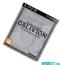 The Elder Scrolls IV: Oblivion. 5th Anniversary Edition (PS3)
