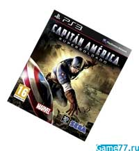 Captain America Super Soldier (PS3)
