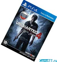 Uncharted 4: The Theft's End (PS4)