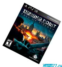 Turning Point: Fall of Liberty (PS3)