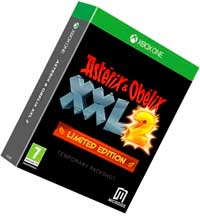 Asterix and Obelix XXL 2 Limited Edition  (Xbox One)