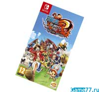 One Piece: Unlimited World Red (Nintendo Switch)