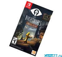Little Nightmares. Complete Edition (Nintendo Switch)