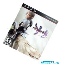 Final Fantasy XIII-2 (13-2) (PS3)