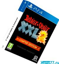 Asterix and Obelix XXL 2 Limited Edition (PS4)