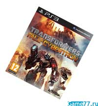 Transformers Fall of Cybertron (PS3)