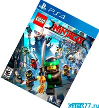 LEGO Ninjago Movie Game (PS4)