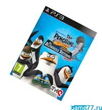The Penguins of Madagascar: Dr. Blowhole Returns – Again! (PS3)