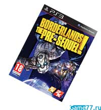 Borderlands The Pre-Sequel! (PS3)