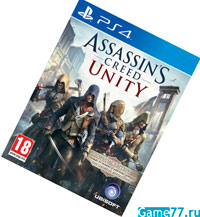 Assassin`s Creed: Unity (PS4)