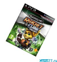 The Ratchet and Clank Trilogy (PS3)