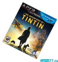 The Adventures of Tintin: The Game \ Приключения ТинТина (PS3)