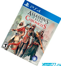 Assassin's Creed Chronicles: Trilogy (PS4)