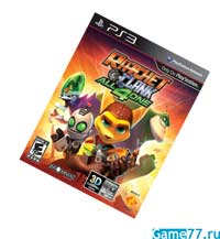 Ratchet & Clank: All For One (PS3)