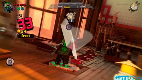 LEGO Ninjago Movie Game Game77.ru (PS4)6.jpg