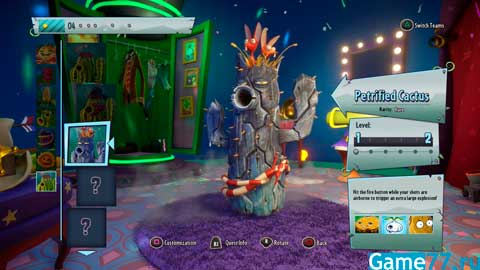 Plants vs Zombies Garden Warfare 2 Game77.ru(PS4)6.jpg