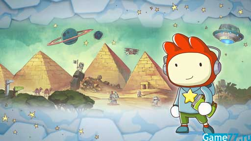Scribblenauts Showdown (Nintendo Switch) 1.jpg