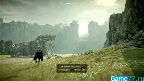 Shadow Of The Colossus Game77.ru(PS4)6.jpg