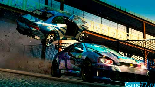 Burnout Paradise Remastered Game77.ru(PS4)T.jpg